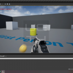Blueprint เปลี่ยน Material ให้วัตถุ (Part-1)